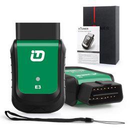 Software de lector de código de coche online-XTUNER E3 Wifi Sistemas completos Herramienta de diagnóstico del automóvil Software de automóvil gratuito como easydiag 3.0 OBDII / EOBD Code Reader VPECKER Multi-idioma