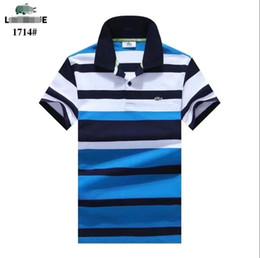 b6032e99c8680 chemises polo ralph lauren chemises xl Promotion Mens Designer T-shirts Polo  À Manches Longues