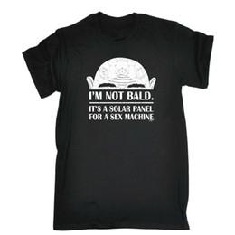 Deutschland Lustiges Neuheits-T-Shirt Das T-Stück der Männer T-Shirt - im nicht kahle Sexmaschine weißes schwarzes graues rotes Hosen-T-Shirt Klagenhut-Rosa-T-Shirt supplier pink sex machine Versorgung