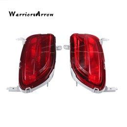 2019 faro antiniebla para mazda Par izquierdo lado derecho parachoques trasero luz antiniebla lámpara roja lente para Mazda 5 2008 CD85-51-660F CD85-51-650F faro antiniebla para mazda baratos