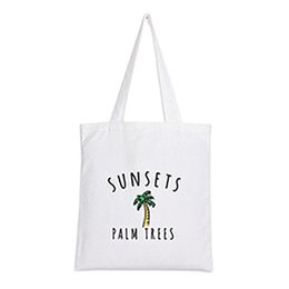 Модные продуктовые сумки онлайн-Fashion Women Girls Handbags Reusable Canvas grocery Green Shopping bag Webshop Eco Foldable Shopping Cart Trolley