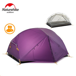 backpacker 2 tent 2 people purple party
