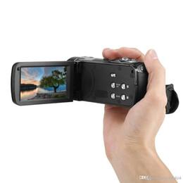 Argentina Videocámara con cámara de video digital FHD 1920 x 1080 de 3.0 pulgadas 18 x 24 MP Suministro