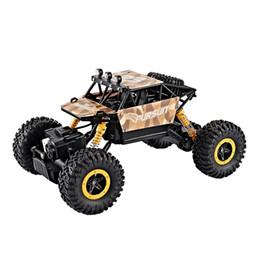 Juguete de los niños 4wd coches de control remoto todoterreno rc inalámbrico de alta velocidad de carreras de coches de carga modelo de coche resistente juguetes modelo desde fabricantes