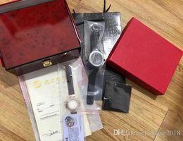 Argentina Cajas de reloj de lujo para hombre relojes Cajas con logotipo r-chard m-le caja de madera 01 cheap le box Suministro