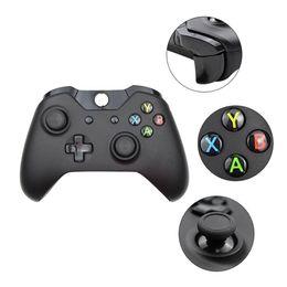 controller nero Sconti Compatibile con il controller di gioco wireless 2.4G Bluetooth Gamepad Joystick Joypad per Xbox One Gioco Black Xbox Gamepad OPP Bag