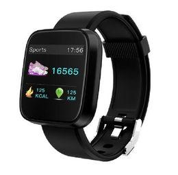 Surveillance du sommeil par veille cardiaque Montre intelligente Surveillance du sport Fitness Fitness Tracker Support Android Ios Multi-langues ? partir de fabricateur