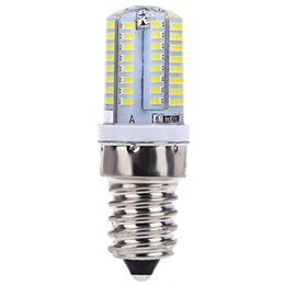 lampadine a buon mercato a buon mercato all'ingrosso Sconti Lightme 10PCS AC 220V 3W E14 SMD 3014 LED Faretto lampadina a mais con 64 LED