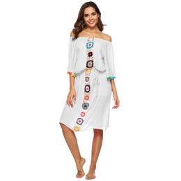 Womail Vertuschungen Frauen Baden Vertuschen Bikini Badeanzug Bademode Häkeln Kittel Strand Sommer Heiße Damen Beachwear 2019 W30416 von Fabrikanten