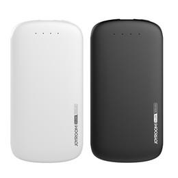 2019 зарядное устройство для сотового телефона без батареи JOYROOM Power Bank 5000 мАч портативное зарядное устройство D-L155 роскошные внешний аккумулятор Powerbank для iphone samsung LG