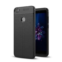 Coque en TPU souple de couleur unie avec couverture arrière pour Huawei P8 Lite (2017) ? partir de fabricateur