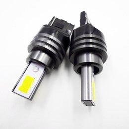 2019 driver di illuminazione led ic 2 PCS / Set incorporato IC driver 12V-14V 1156 T20 T15 LED luce di inversione Daytime Running luce freno Bianco sconti driver di illuminazione led ic