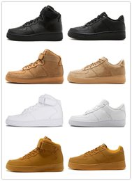Argentina 2019 Barato Brand One 1 Dunk Flyline Zapatos para correr Mujeres Hombres Negro Blanco High Low Cut Skateboarding Sports Classic Sneakers 36-45 cheap cheap low cut running shoes Suministro
