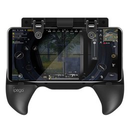 i migliori telefoni cellulari Sconti iPega PG-9117 9117 Gamepad Design per FPS Pubg Gioco per cellulare Impugnatura L1RL Pulsante di attivazione Pulsante di attivazione per iPhone Android IOS