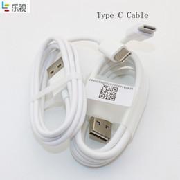 2019 s3 исходный кабель для передачи данных 100% оригинал Letv leeco le Pro3 Зарядный кабель USB Type C Быстрая быстрая зарядка Кабель для передачи данных 100см для макс. 2 / X522 / le2 / le s3 x62 скидка s3 исходный кабель для передачи данных