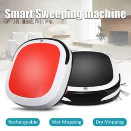 2020 drahtloser mop Nachladbare elektrische Wireless-Sweep-Roboter Automatische Reiniger Roboter-Staubsauger zur Haushaltsreinigung Mop the Floor günstig drahtloser mop
