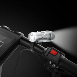 2019 luces de advertencia de incendio NUEVO Súper Brillante LED 3 modos de bicicleta Luz delantera Faros Night Ride Safe Ciclismo Impermeable Cabeza Lámpara Durable