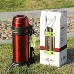 Usine de vente directe en gros et au détail haute bouteille haute capacité thermos bouilloire haute vide ? partir de fabricateur