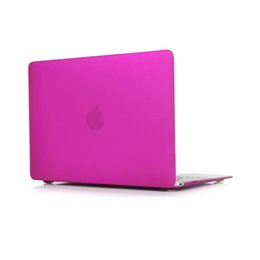 2019 apple pro 13 Per 2018 Nuovo Macbook 13.3 11.6 12 15.4 Air Pro Retina Touch Bar Custodia protettiva Full Clear Crystal Clear A1932 500 pz con dhl libera la nave