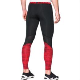 Leggings stretti aderenti da uomo UA Under Base Layer Quick Dry Pantaloni stretch amor Pantaloni sportivi skinny allenamento palestra Pantaloni Pantalone C42401 da
