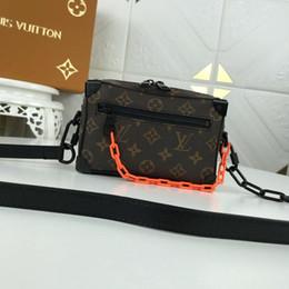 Bolsa de um ombro das mulheres bolsa, produção de couro, grande capacidade, saco de design, elegante e generoso, Design bag, Modelo: M44480 de Fornecedores de crochet padrões bolsa