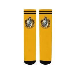 Голеностопный носок японский онлайн-Ежедневно желтый хлопок носки 3D Harajuku работает носки для девочек студентов Корея Японский стиль женщины лодыжки носки мода уличная