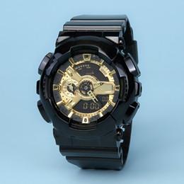 2020 relógios multi-funções homens 2019 verão nova chegada da moda dos homens relógio militar multi-função LED digital de absorção de choque de quartzo relógio esportivo relógio do estudante dos homens relógios multi-funções homens barato