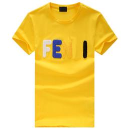 Maglietta di tendenza della camicia stampata su ordinazione di alta qualità degli uomini di disegno di hip-hop di modo di estate 2019 da