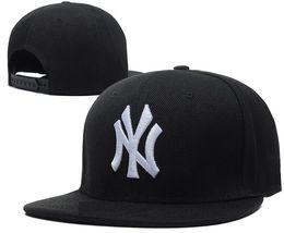 Canada Marque de luxe Designer Chapeaux De bonne qualité Nouvelle 2019 HOT NY Réglable Chapeaux casquettes de sport chapeaux de baseball chapeaux pour hommes femmes Os de haute qualité Snapback cheap adjustable hats for men Offre