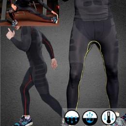 2016 Erkek Atletik Pantolon Sıkıştırma Koşu Eğitim Baz Katmanlar Cilt Spor Tayt NewestN nereden