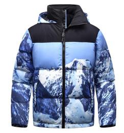 f5a4ccef7f 2019 New arrived men down north jacket winter men warm coat jacket 90% duck down  hooded face jacket 9168