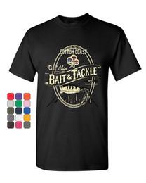 Bobine Homme Bait et attaque T-Shirt Truite Basse Canne À Pêche Leurre Hommes Tee Shirt Funny livraison gratuite Unisexe Casual Tshirt ? partir de fabricateur