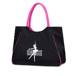 Livraison gratuite R3023 Gros sacs de danse en soie imperméables avec logo de la danse, chaussures de danse de ballet en gros pour la compétition ? partir de fabricateur