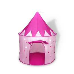 barracas bonitas Desconto Novo portátil dobrável bonito pop up tenda para crianças unissex bebê acima de 2 anos de idade crianças tenda interior ao ar livre