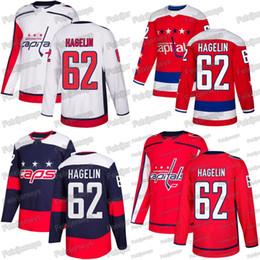 Camisetas de hockey carlson online-62 Carl Hagelin Washington Capitals Nicklas Backstrom Madison Bowey Braden Holtby Evgeny Kuznetsov John Carlson Dmitrij Jaskin Oshie Jersey
