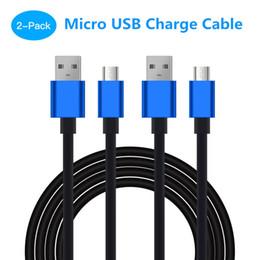 Cable de carga micro USB de Soundfox para Sony PlayStation PS4 Cables de carga Gamepad Gamepad Joy-con Cable de carga Cable para Xbox One 2 paquetes desde fabricantes