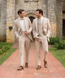 Tuxedos gris marié garçon d'honneur costume de style italien trois pièces costume de soirée de bal d'étudiants de mariage pour les hommes marié costume ? partir de fabricateur