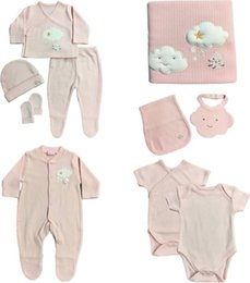 Piti Ele Pita Pit recém-nascido Set 10 Piece Luz Navio-de-rosa da Turquia HB-002636926 de