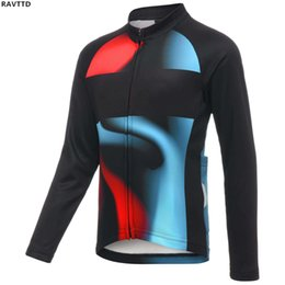 370b1a6e9 2019 Winter Thermal Fleece Men Bicycle Long Sleeve Cycling Jersey cycling  clothing Road bike cycling wear ropa Ciclismo