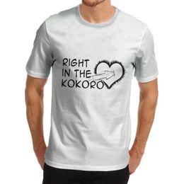 Deutschland Männer Rundhalsausschnitt Lustig rechts im Kokoro Print T-Shirt Jacke Kroatien Leder Tshirt cheap crew neck leather jacket Versorgung