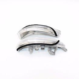 segnale di turno toyota Sconti 2 pezzi specchio laterale LED lampada auto specchietto retrovisore indicatore di direzione per Toyota PRIUS REIZ WISH MARK X CROWN AVALON
