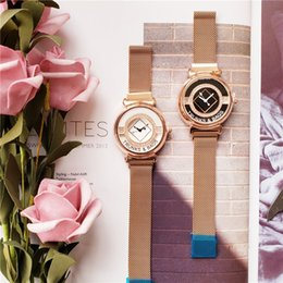 Мужские золотые кварцевые часы черный циферблат онлайн-2019 38мм Мужские наручные часы с ремешком из розового золота с ремешком из сплава