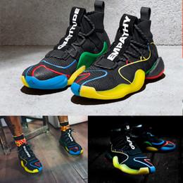 b02c9c6e87326 2019 scarpe da basket nuove scarpe Harden VIP Pharrell X Crazy BYW MVP  Gratitude Empathy Originals parete Way size 40-46