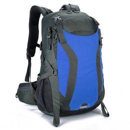 Chinese New Backpack Men Women Outdoor Camping Backpack Big Capacity Bag  Mountaineering Hiking Travel Backpacks Waterproof Sports f166dbe8fd257