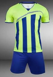 Uniformes de futebol em branco 19/20 kits de equipe de clube imprimir nomes de números pessoais personalizar kits de futebol 2019 camisas de futebol de