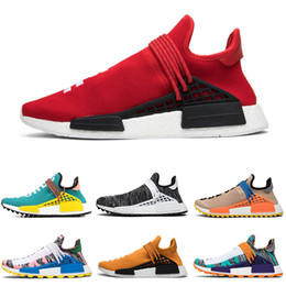 540e58a6b 2019 adidas nmd Adidas NMD 2018 pharrell williams nmd Hu Mens designer  Scarpe TR Human Races