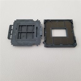 2019 placa base 1155 zócalo Nueva LGA 1155 CPU BGA que suelda la placa base socket w / estaño bolas placa base 1155 zócalo baratos