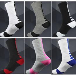 USA professionnel Elite chaussettes de basket-ball épais genou sportif sport en plein air chaussettes hommes Compression thermique hiver chaussettes chaudes HH7-1991 ? partir de fabricateur