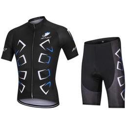 2019 conjuntos de jersey de ciclismo anti-bacterianos 2019 Moda Pro Cycling Jersey Set Verão Mountain Bike Ciclismo Roupa de bicicleta Jersey Eunning Sportswear Suit