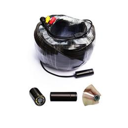 Caméra d'inspection sous-marine avec câble de 80 m pour livraison gratuite, inspection visuelle excellente avec vision nocturne ? partir de fabricateur